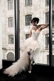 robe mari e courte devant longue derriere robe de mariée ballerine courte devant avec une longue traine