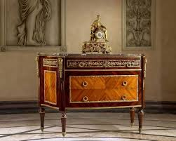 louis xvi style gilt ormolu mounted commode after the model by