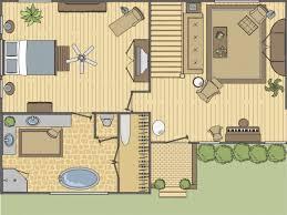 create house floor plans online with free floor plan software