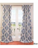 Moroccan Style Curtains Shopping Steals And Savings On I Living Curtains Drapes
