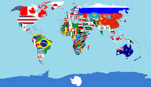 Latin Country Flags Flags Of South American Countries I Like This Map Pair It With And