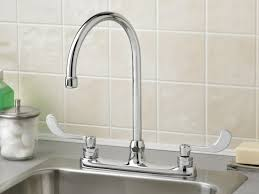 Commercial Kitchen Faucet For Home Pegasus Marilyn Commercial Single Handle Pull Down Kitchen Faucet