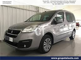 peugeot partner 2016 used peugeot partner cars spain