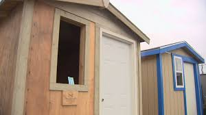 north seattle homeless tiny house village to open wednesday