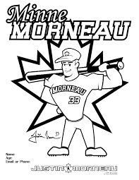 justin morneau the fair base ballist