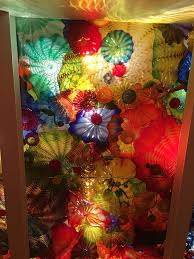 why the chihuly glass exhibit is a must see the frugal fashionista