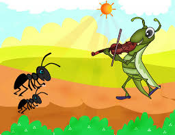 the ant and the grasshopper story telling for kids hubpages