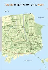 Bart San Francisco Map Visualizing Mental Maps Of San Francisco