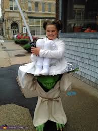 Toddler Yoda Halloween Costume 70 Creative Optical Illusion Halloween Costumes