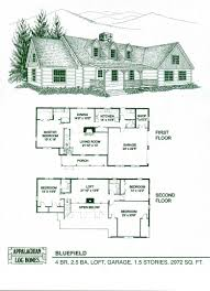 8 bedroom log cabin floor plans