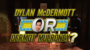 watch dylan mcdermott or dermot mulroney from saturday night live