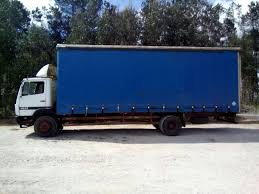 left hand drive mercedes benz 1517 15 ton curtainsider manual