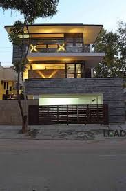 designers architects dr thomas residence on 60 x 40 site by living edge architects