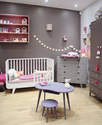 chambre fille grise deco chambre ado fille gris et mobilier décoration