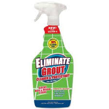Grout Cleaning Products Zep 32 Fl Oz Grout Cleaner And Whitener Zu104632 The Home Depot