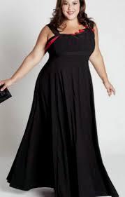 black plus size cocktail party dresses