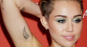 miley cyrus new tattoo a tribute to bff cheyne thomas news