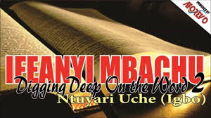 gozie okeke thanksgiving worship ifeanyi mbachu digging deep on the word igbo vol 2 2017
