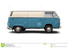 volkswagen old van drawing old van stock image image 31333931