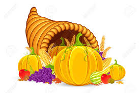 thanksgiving cornucopia royalty free cliparts vectors and stock