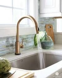 kitchen faucets bronze finish this country style cottage in california is of