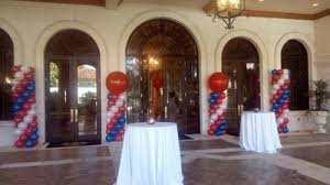 island balloon delivery palm balloon event decorating ideas helium delivery