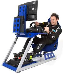 Gaming Chairs For Xbox Gamepod Gt2 Se Red Gaming Race Seat Racing Simulator