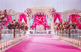 wedding decorator wedding aisle the boardwalk resort suhaag garden florida