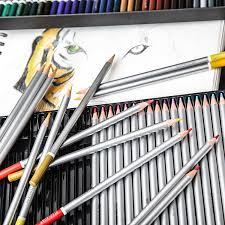 thanksgiving pencils amazon com colore watercolor pencils water soluble colored