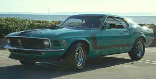 Green And Black Mustang 1965 1966 1967 1968 1969 1970 Mustang Fastback Boss Mach 1 One