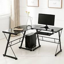 Desks And Computer Desks Modern Computer Desk Ebay