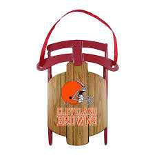 cleveland browns christmas tree ornaments christmas ornament shop