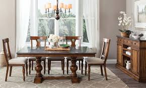luciano bluestone dining table u0026 chairs the dump america u0027s