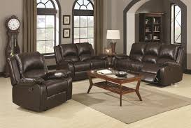 coaster boston casual three seat reclining sofa coaster fine