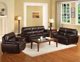 Living Room With Dark Brown Sofa by Fresh Chocolate Brown Sofa 38 With Additional Living Room Sofa