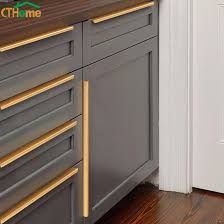 kitchen cupboard with drawers black gold cabinet handle aluminum alloy kitchen cupboard pulls drawer knobs bedroom door furniture handle hardware