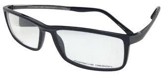porsche design glasses new porsche design titanium eyeglasses p 8228 a 56 14 black