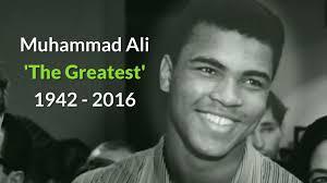 When Did Muhammad Ali Light The Olympic Torch Muhammad Ali Obituary U0027the Greatest U0027 Dies Aged 74