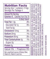light and fit vanilla yogurt dannon light and fit yogurt nutrition light fit yogurt protein grams
