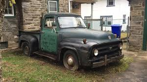 1953 ford truck parts 1953 ford f 100 truck 1 2 ton box up vintage antique