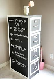 Chalk Paint On Metal Filing Cabinet Cool File Cabinets Interesting Chalk Paint On Metal Filing Cabinet