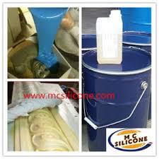 china rtv2 silicone for ornamental concrete molds china
