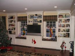 fireplace mantle and flanking bookcase a concord carpenter
