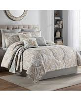 10 Pc Comforter Set Amazing Deal Kolina 10 Piece Full Comforter Set In Grey
