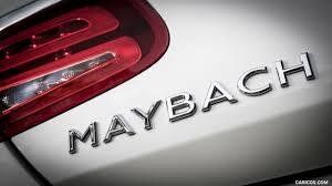 2017 mercedes maybach s 650 cabriolet caricos com