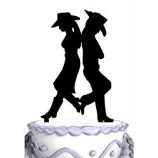 meijiafei country u0026 western wedding cake topper