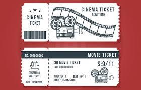 ticket template free download 16 free ticket design templates for download designyep
