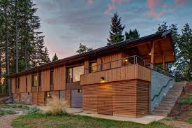 pumpkin ridge passive house at dusk in oregon house exterior the pumpkin ridge passive house nestled in the foothills west of portland embraces the simplicity of passive house design to deliver superb comfort and