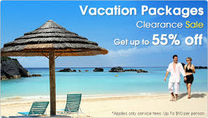 cheap vacation packages bargain vacation deals discounts