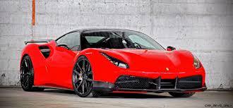 ferrari 488 convertible project vos 9x ferrari 488 gtb by vos performance